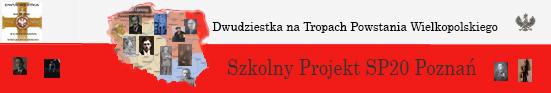 Dwudziestka na Tropach Powstania Wielkopolskiego